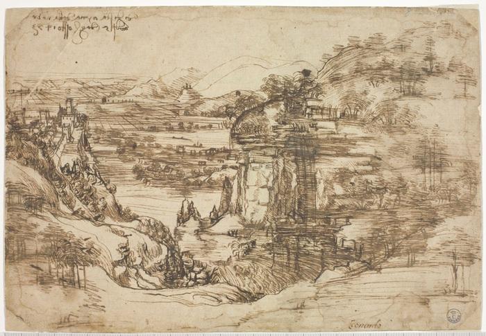 Il Paesaggio di Leonardo da Vinci dagli Uffizi all'Opificio: prime analisi scientifiche sull'opera