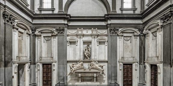 Tomba di Lorenzo de' Medici - PH: Andrea Jemolo