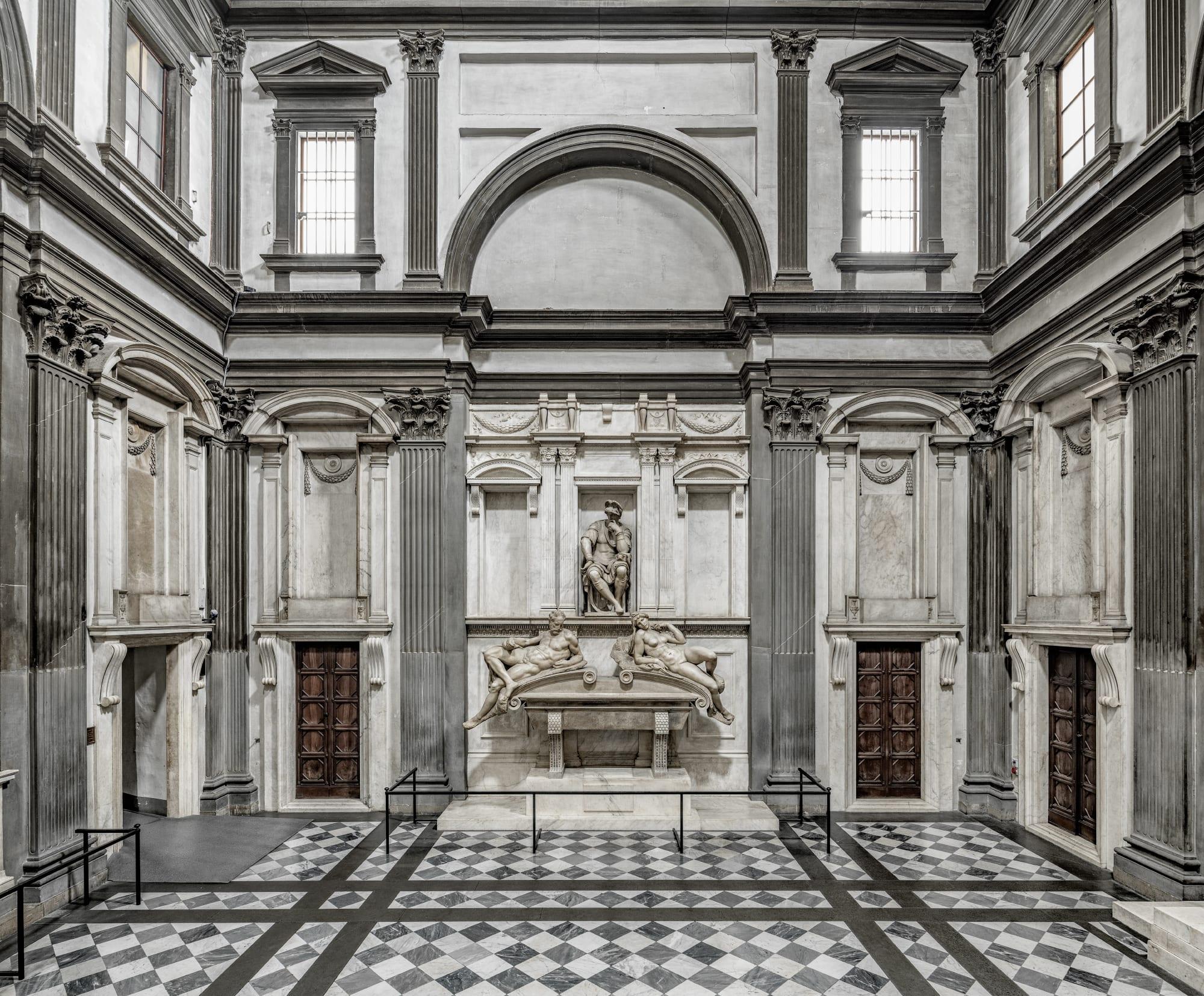 La Sagrestia di Michelangelo risplende di nuova luce. Le immagini da Firenze