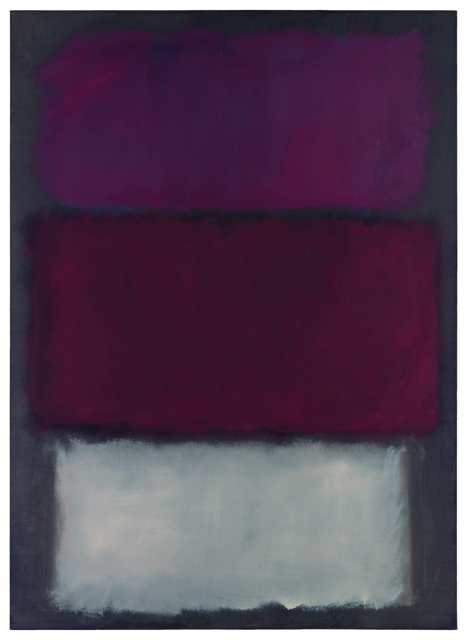 Il Rothko del SFMoMA in asta da Sotheby's a maggio a 35-50 milioni $