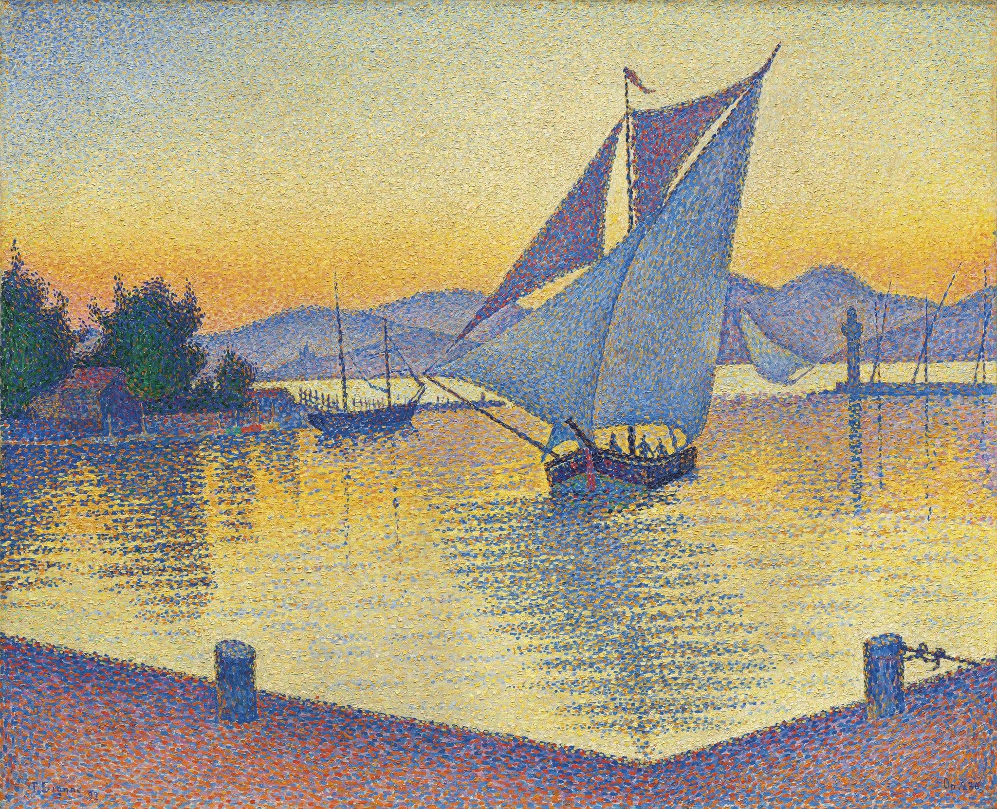 Dalle ninfee di Monet al tramonto di Signac, l'Impressionismo in asta da Christie's
