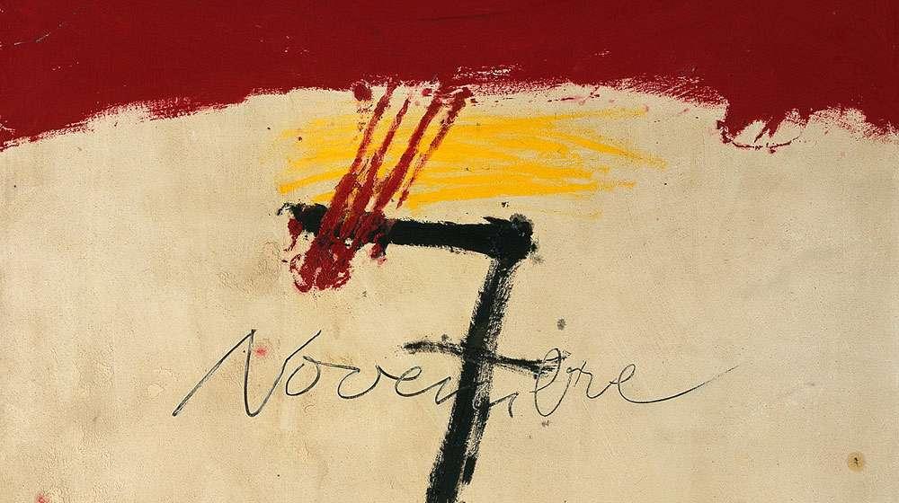Astrazione e materia. Antoni Tàpies in mostra a Madrid da Christie's