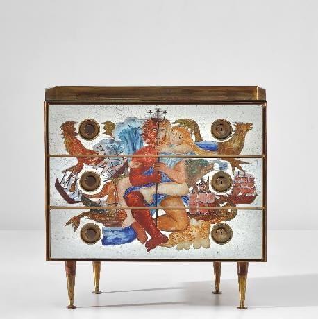 Cambi & Phillips insieme per Gio Ponti con l'asta 'Casa di Fantasia', a Londra