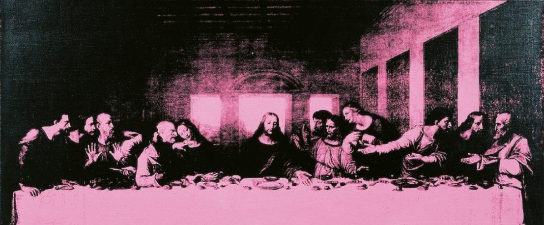 Milano visionaria, quando Leonardo incontra Warhol. Un'esperienza immersiva, alla Cripta di San Sepolcro