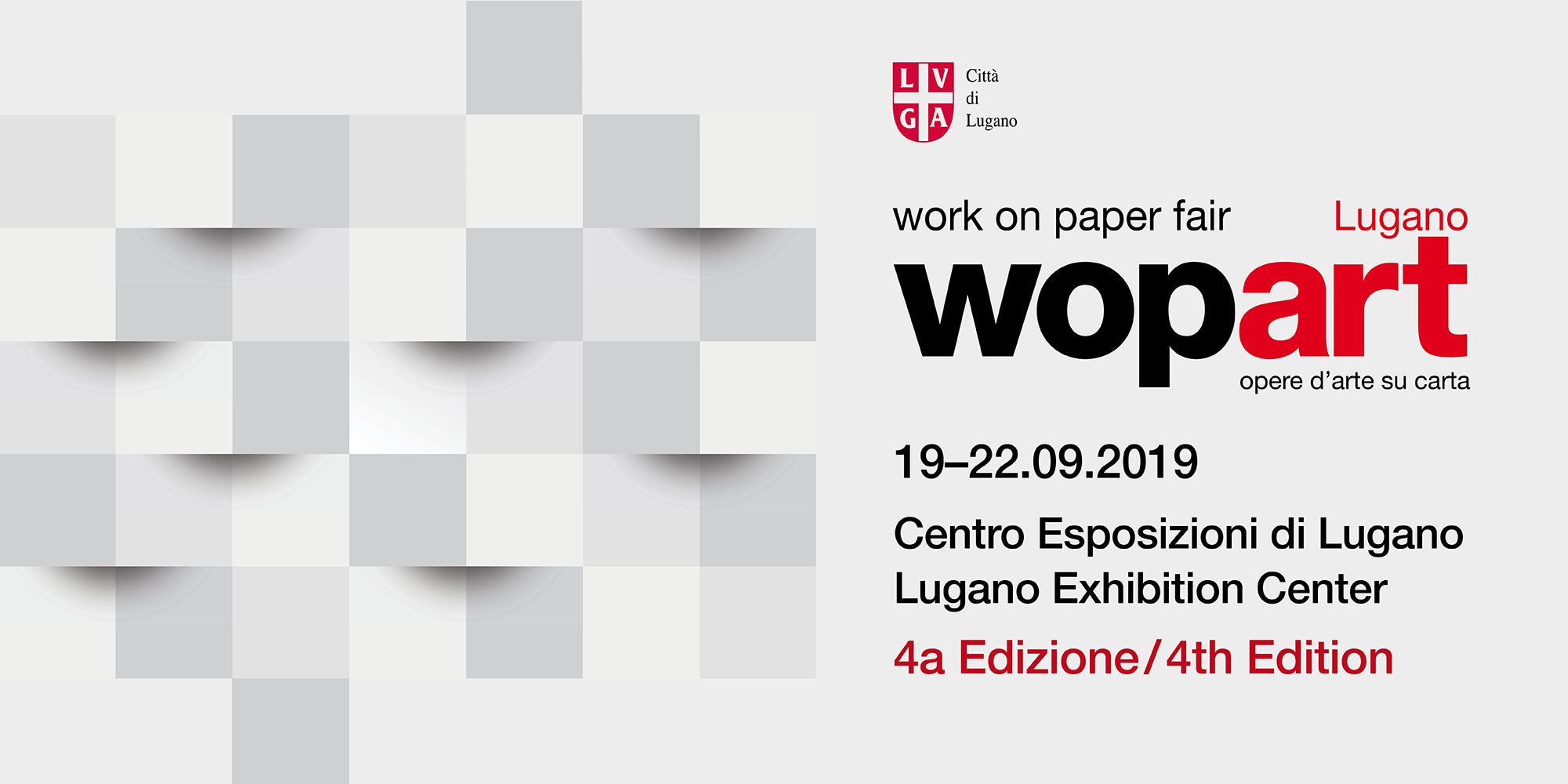 Accordo tra WopArt e BolognaFiere, al via collaborazione tra la fiera di Lugano e il gruppo emiliano