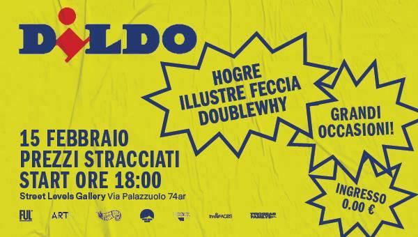 DILDO: un supermercato dell'osceno nel pieno centro di Firenze