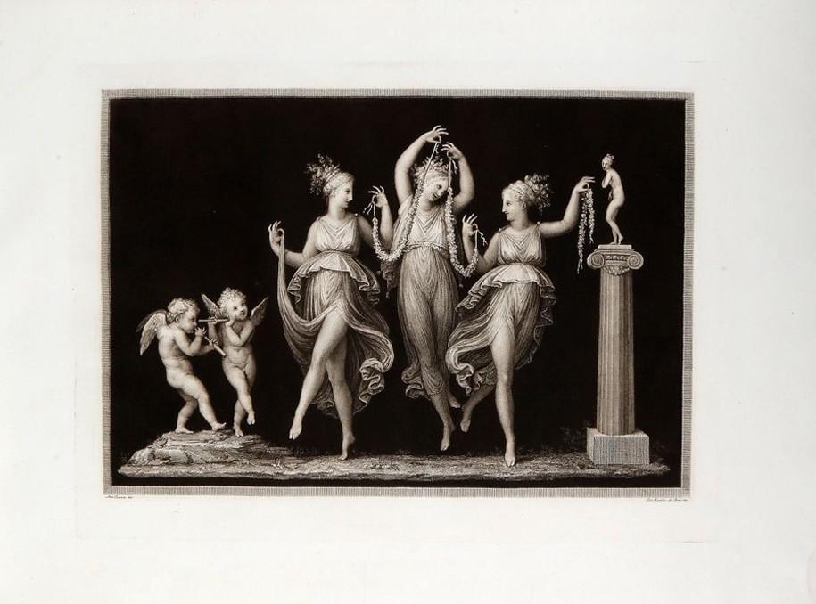 35 mila € per le incisioni di Antonio Canova in asta a Firenze