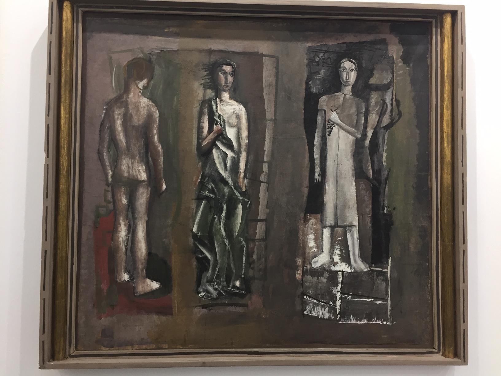 Mario Sironi, Russo, Arte Fiera 2019