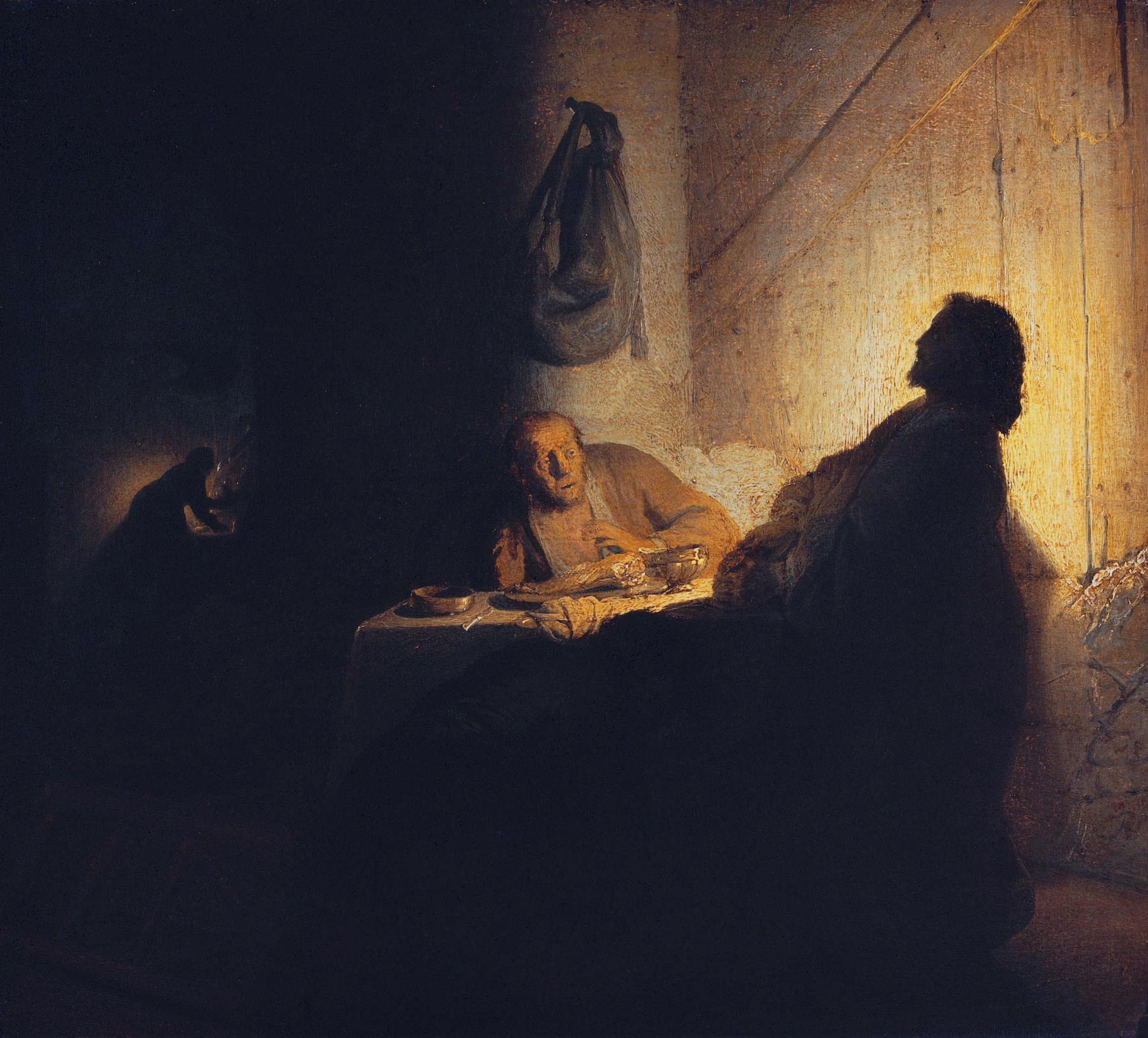 Caravaggio incontra Rembrandt. I maestri della luce in dialogo alla Pinacoteca di Brera
