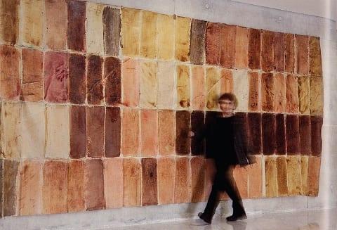 Il potere della materia cromatica che diventa pittura. Renata Boero in mostra a Milano