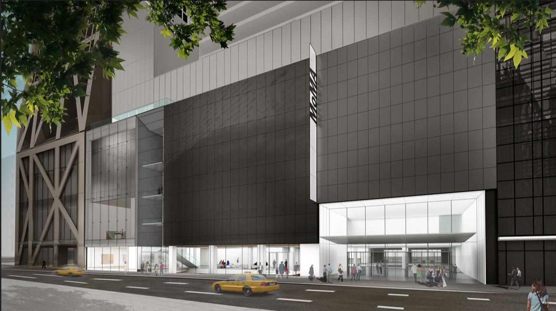 Il MoMA di NY chiude per quattro mesi e rinnova le gallerie