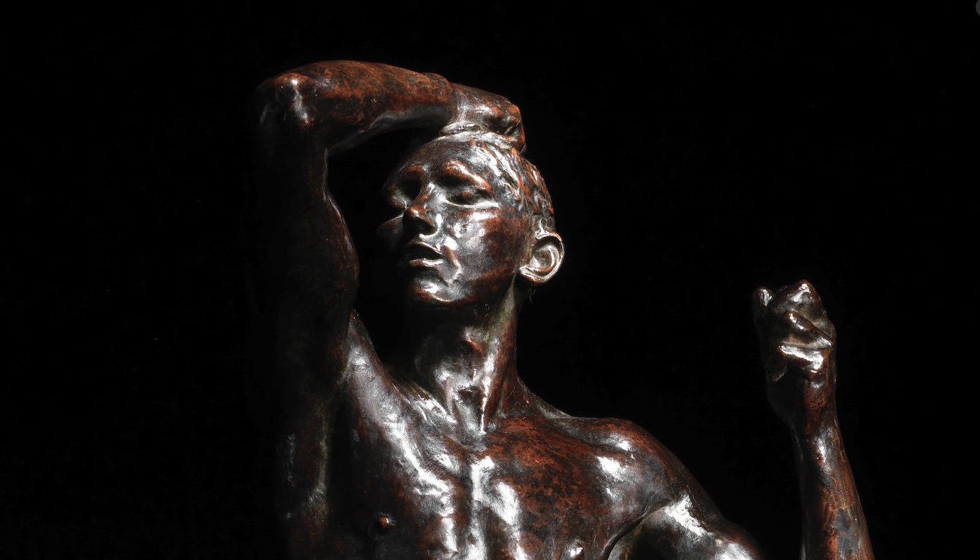 Un raro bronzo di Rodin all'asta. Stima fino a 150 mila £