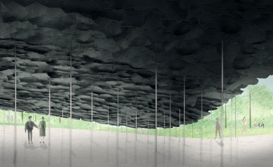 Il Serpentine Pavilion 2019 sarà progettato dall'architetto giapponese Junya Ishigami