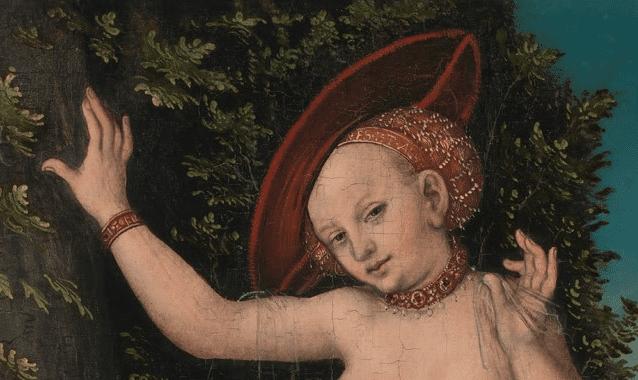 'Venere e Cupido' di Lucas Cranach il Vecchio: nuova acquisizione della National Gallery di Londra
