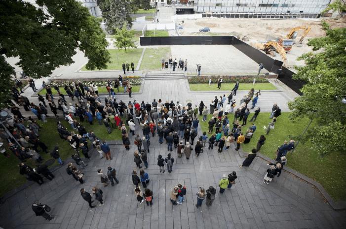Il viaggio come metafora. La Biennale di Kaunas, tra luogo e identità