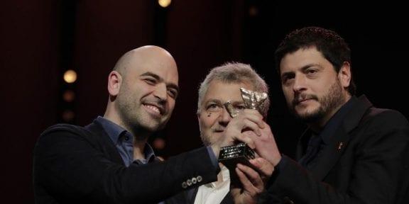 Berlino 69: Orso d'oro a Synonymes di Nadav Lapid, a Saviano premio per la miglior sceneggiatura