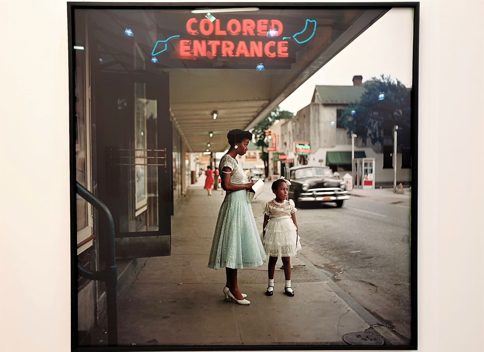 Gordon Parks, Department Store, Alabama, 1956