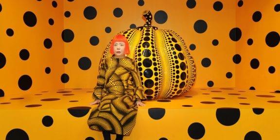 Kusama - Infinity: il documentario sull'arte e il genio di Yayoi Kusama