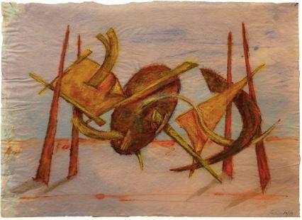 Herbert Ferber. Scultura come metafora di un'idea, a Milano
