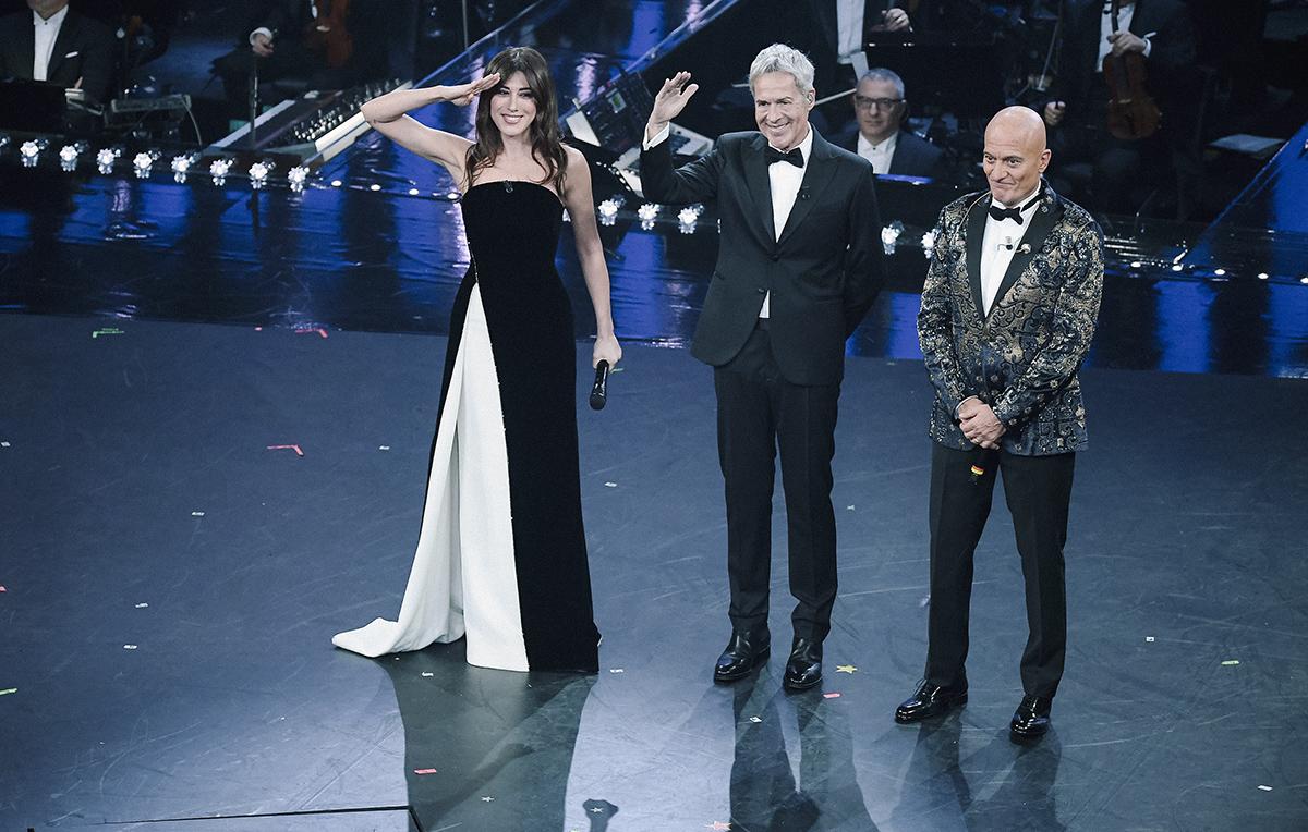 Sanremo 2019, tour de force di canzoni e ascolti nella media per il Baglioni Bis