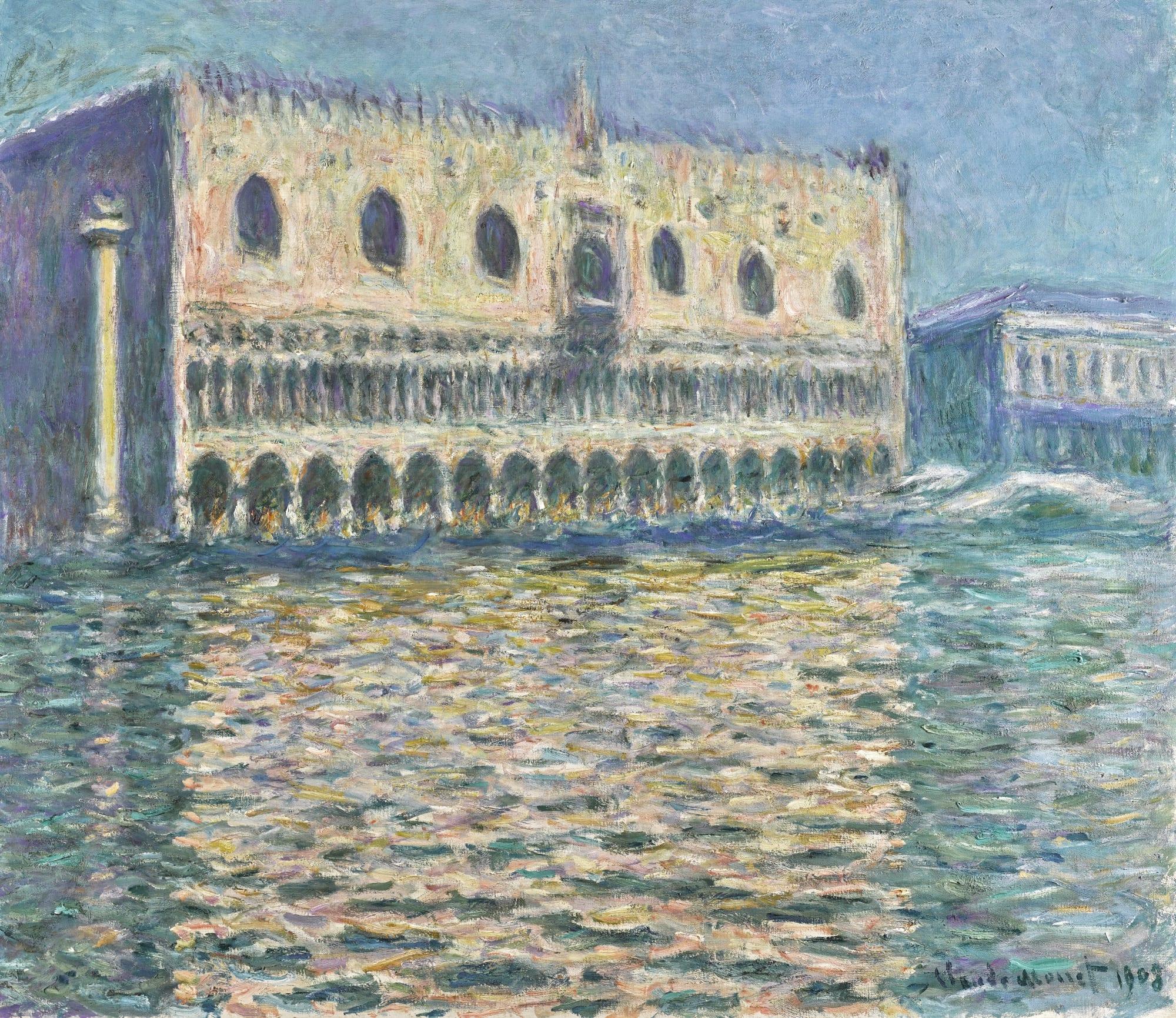 La Venezia di Monet vale 27,5 milioni£. Le Evening di Sotheby's London arrivano a 87,7 milioni di sterline