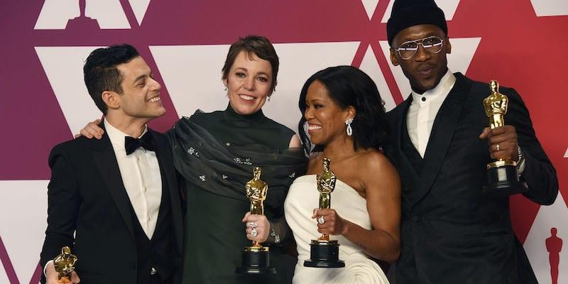 Oscar 2019: tutti i vincitori. Green Book miglior film, Rami Malek miglior attore