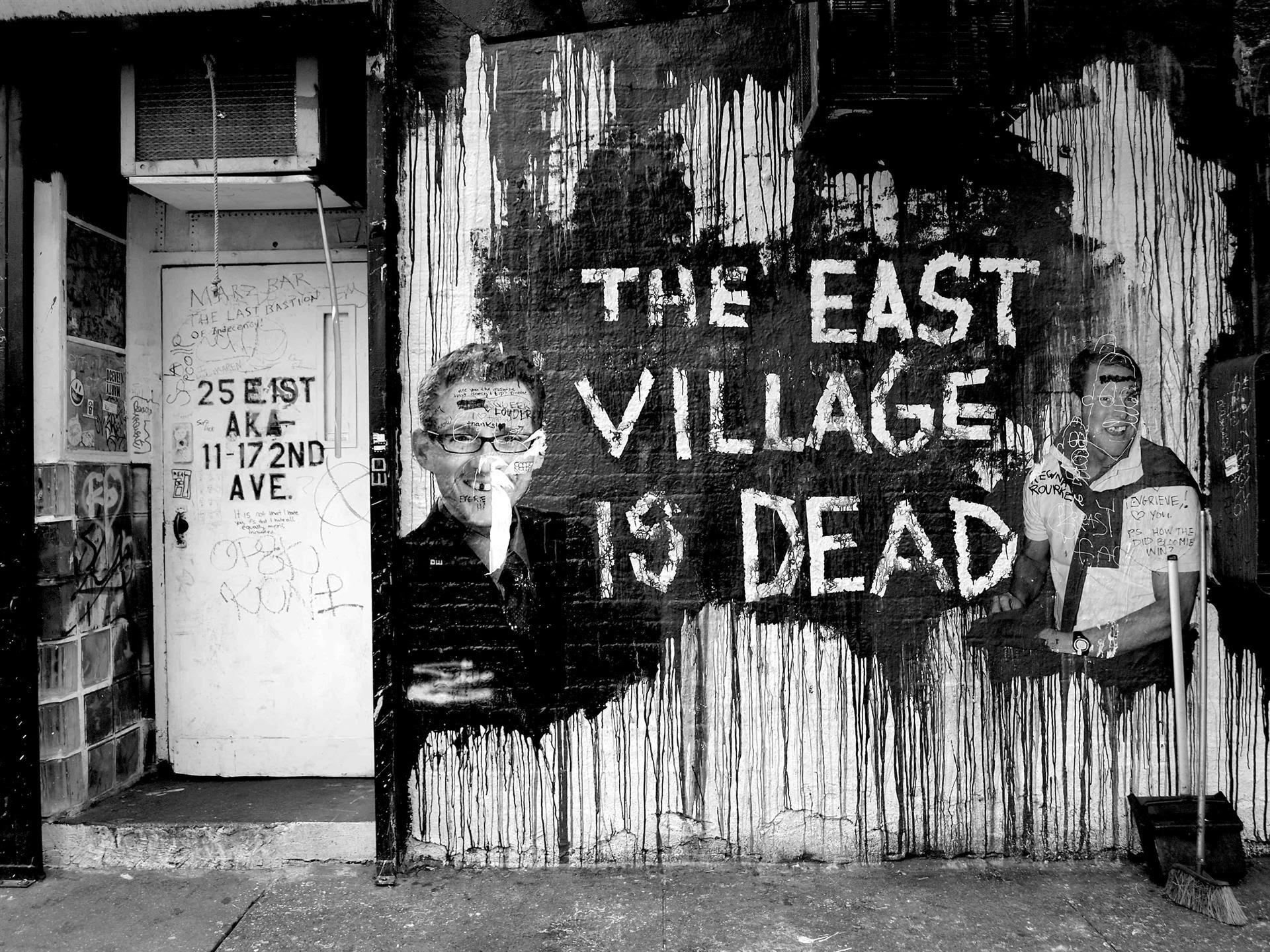 Amarcord 25. La New York degli anni Ottanta (Parte seconda). Politi e l'East Village