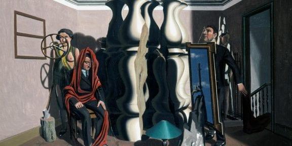 Surrealismo Svizzera MASI Lugano 2019 Wener Schaad