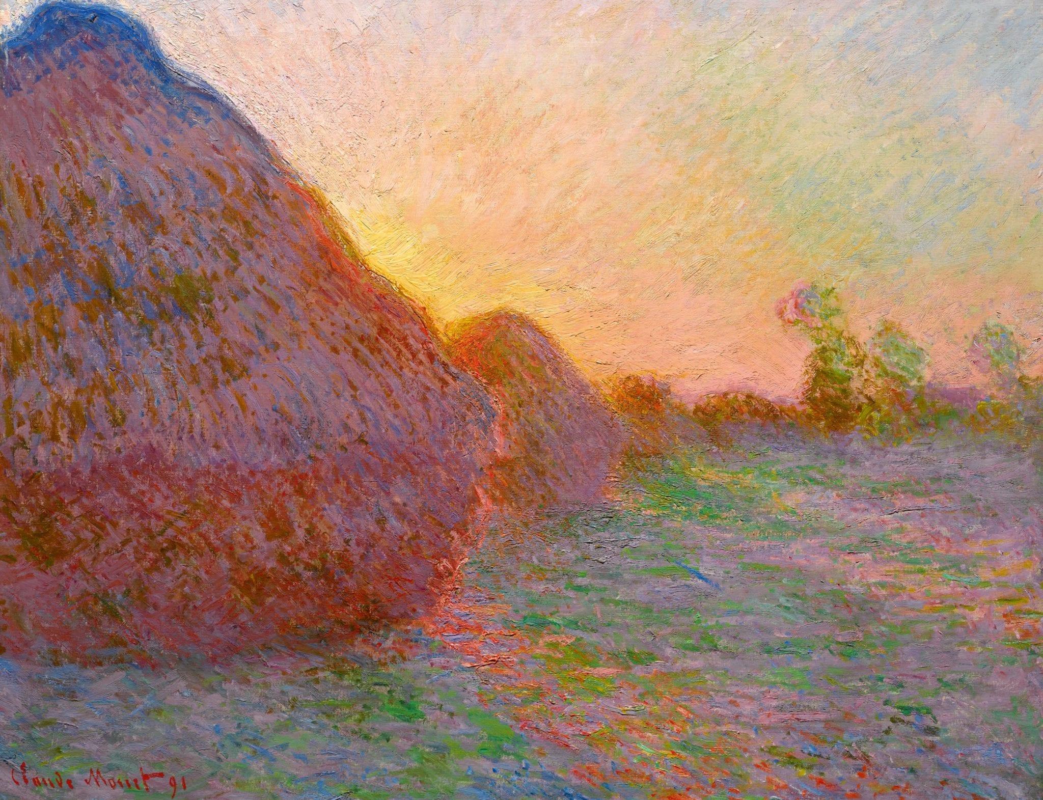 Un abbagliante covone di Monet stima 55 milioni $ da Sotheby's