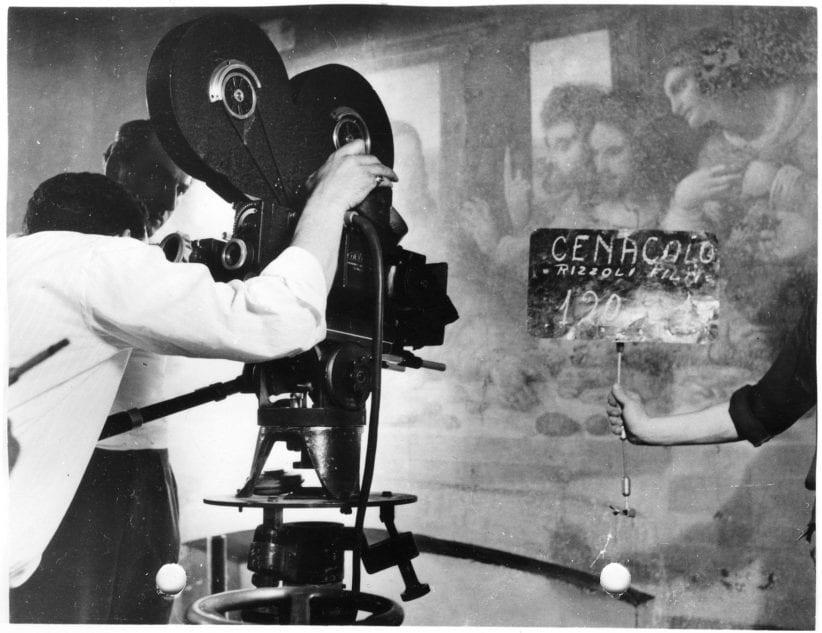 L'Ultima Cena per immagini: il cinema e le immagini raccontano il Cenacolo di Leonardo da Vinci