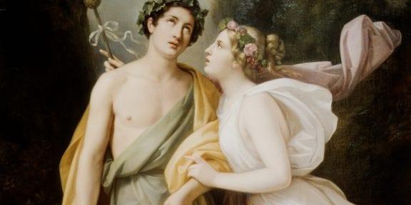 Natale Carta, Bacco e Arianna, 1840 ca.