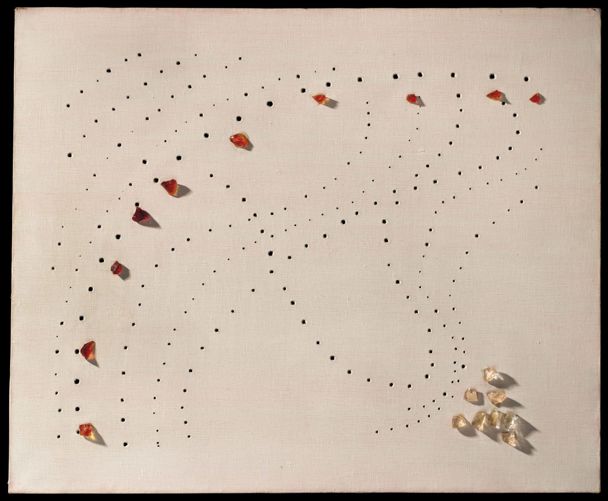 Lucio Fontana, l'artista spaziale e la fantasia