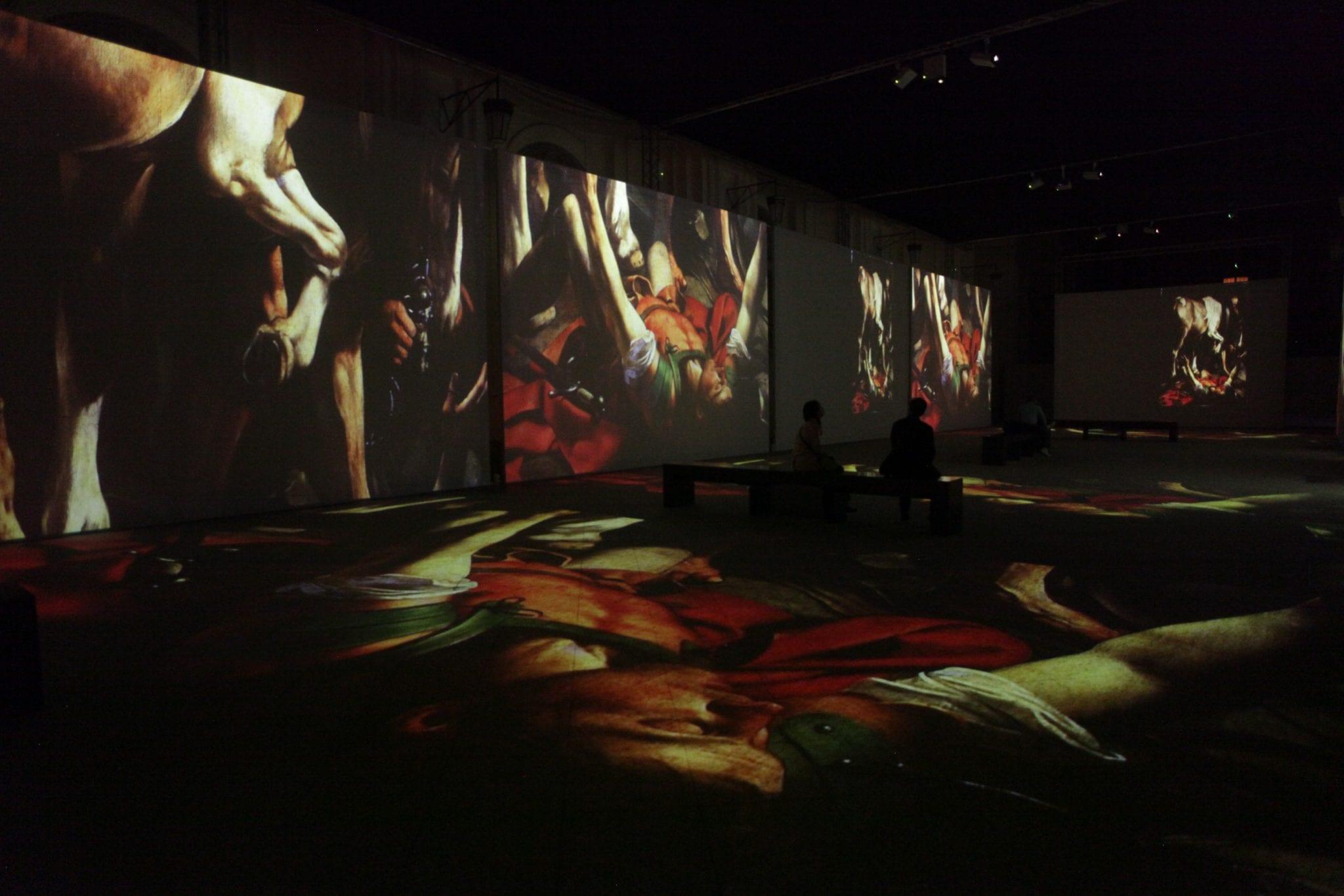 Caravaggio Experience. Il Merisi destrutturato e spettacolarizzato a Desenzano