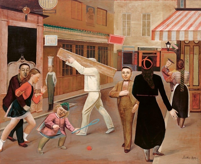 Il realismo magico e sensuale di Balthus. 50 capolavori in mostra a Madrid