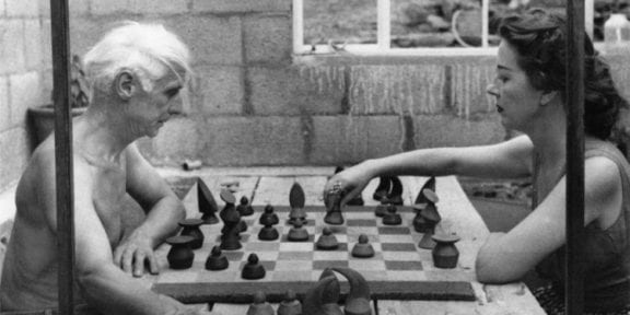 Dorothea Tanning e Max Ernst