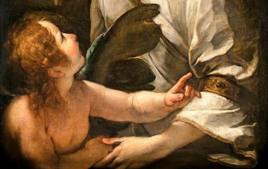 Questo dipinto anonimo stimato 5mila euro era di Giulio Cesare Procaccini. Venduto a 1 milione