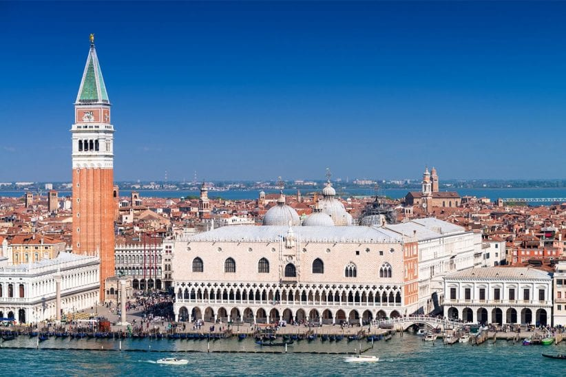 Gagosian sbarcherà presto a Venezia?