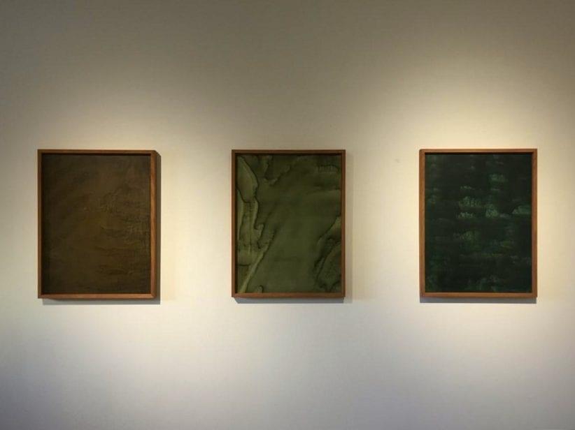 Giuseppe Adamo, Landing, Marignana Arte, Venezia, exhibition view