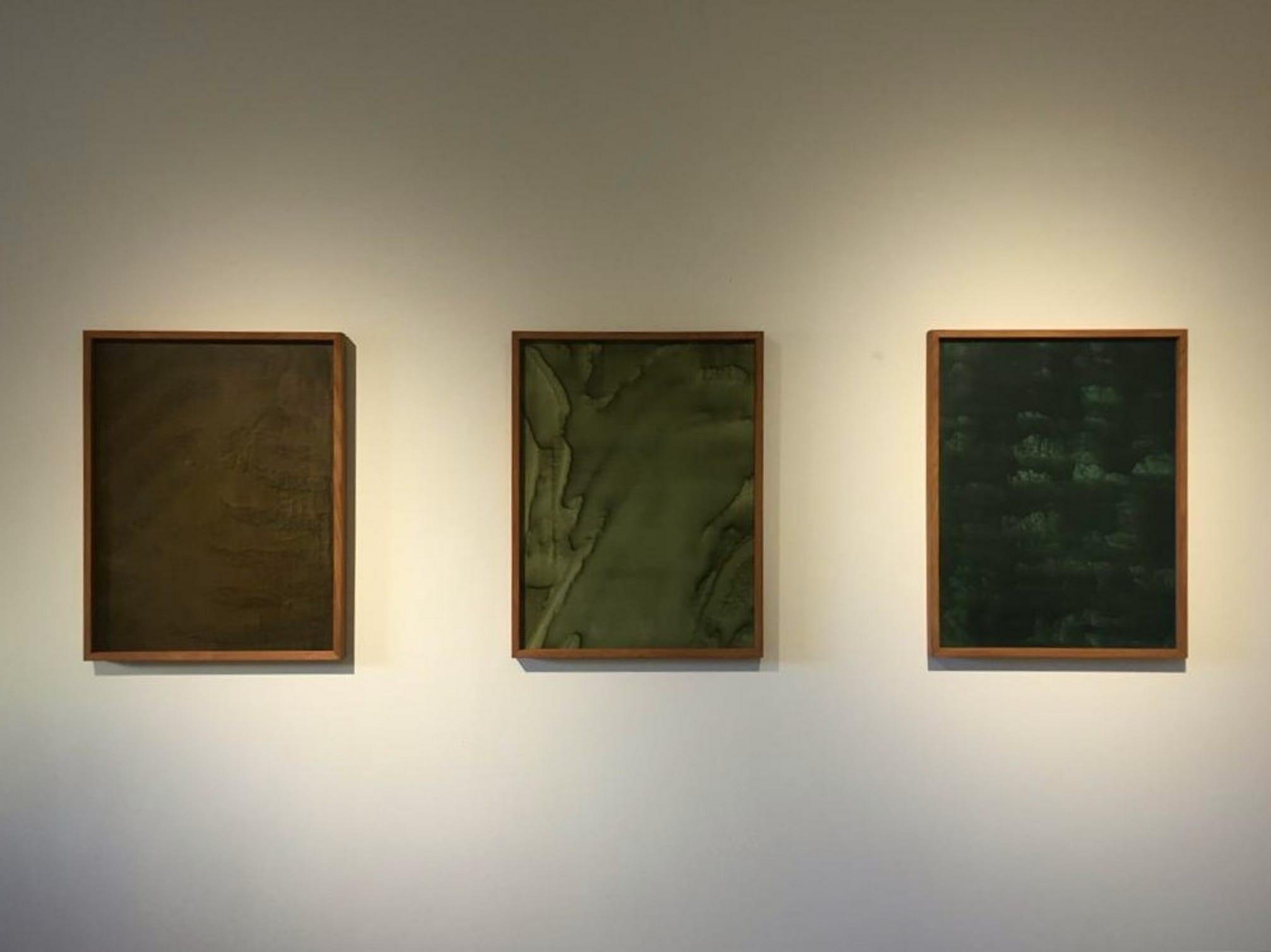 I paesaggi intermedi di Giuseppe Adamo in mostra a Venezia