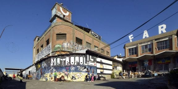 Il MAAM, Museo dell'Altro e dell'Altrove di Metropoliz