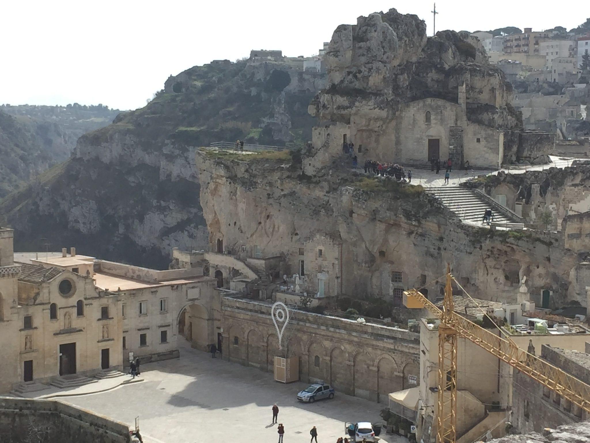 Splendori di Matera. Al via i restauri degli affreschi della chiesa rupestre di Santa Maria de Idris