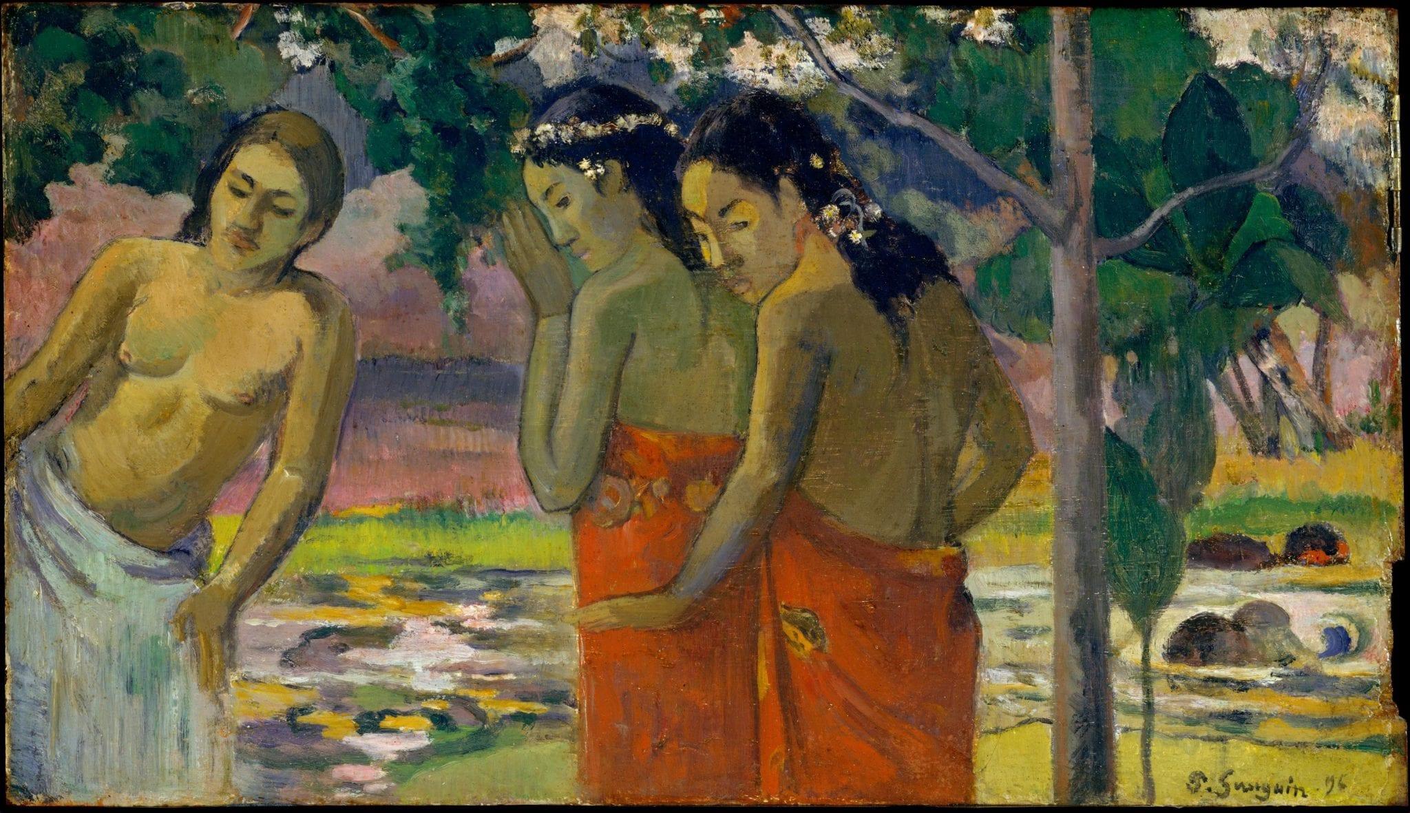Gauguin a Tahiti. Al cinema un viaggio nei paradisi perduti dell'artista