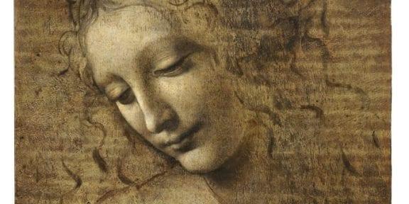 Leonardo da Vinci, La Scapigliata