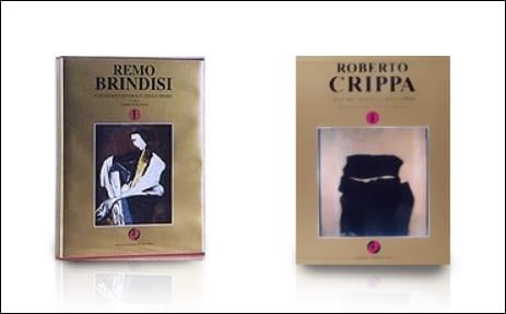 Galleria Pace edita il catalogo generale di Roberto Crippa a cura di Gimmi Stefanini