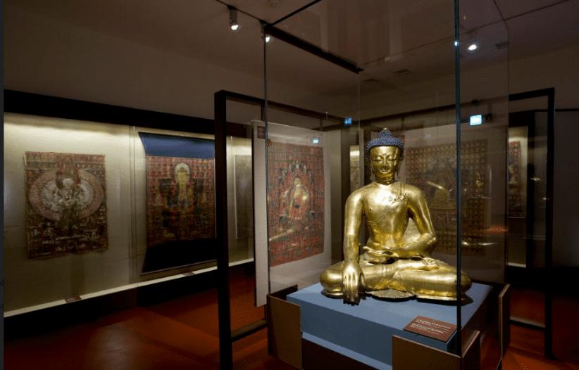 MAO; galleria della regione himalayana