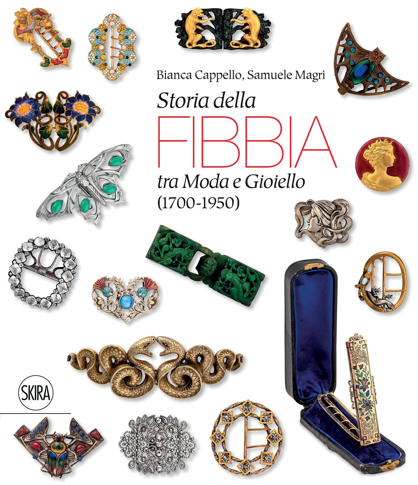 Storia della fibbia tra moda e gioiello. Presentazione del volume a Brera