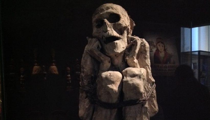 Una mummia peruviana della civiltà Chachapoyas ispirò l'Urlo di Edvard Munch
