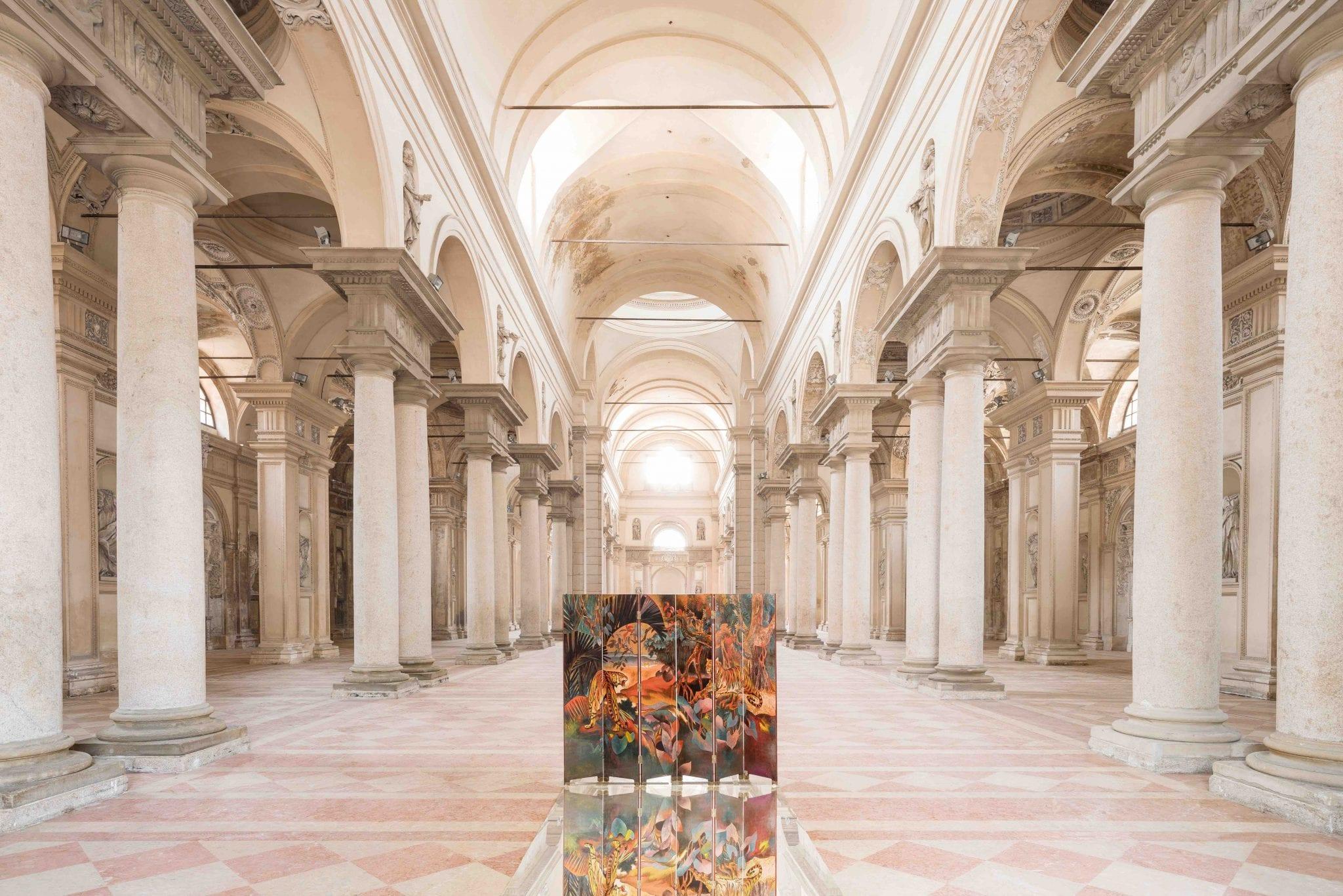 Volumnia. A Piacenza il design incontra l'arte, in una chiesa sconsacrata