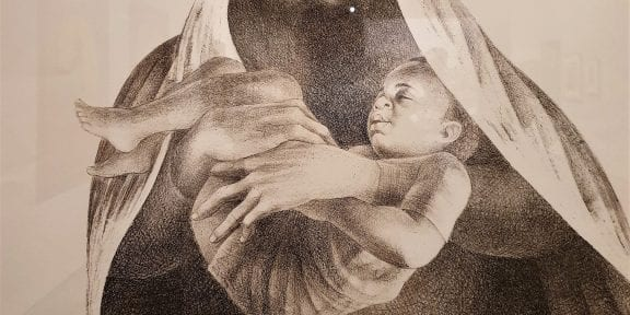 Charles White LACMA Los Angeles (Foto Luca Zuccala ArtsLife)
