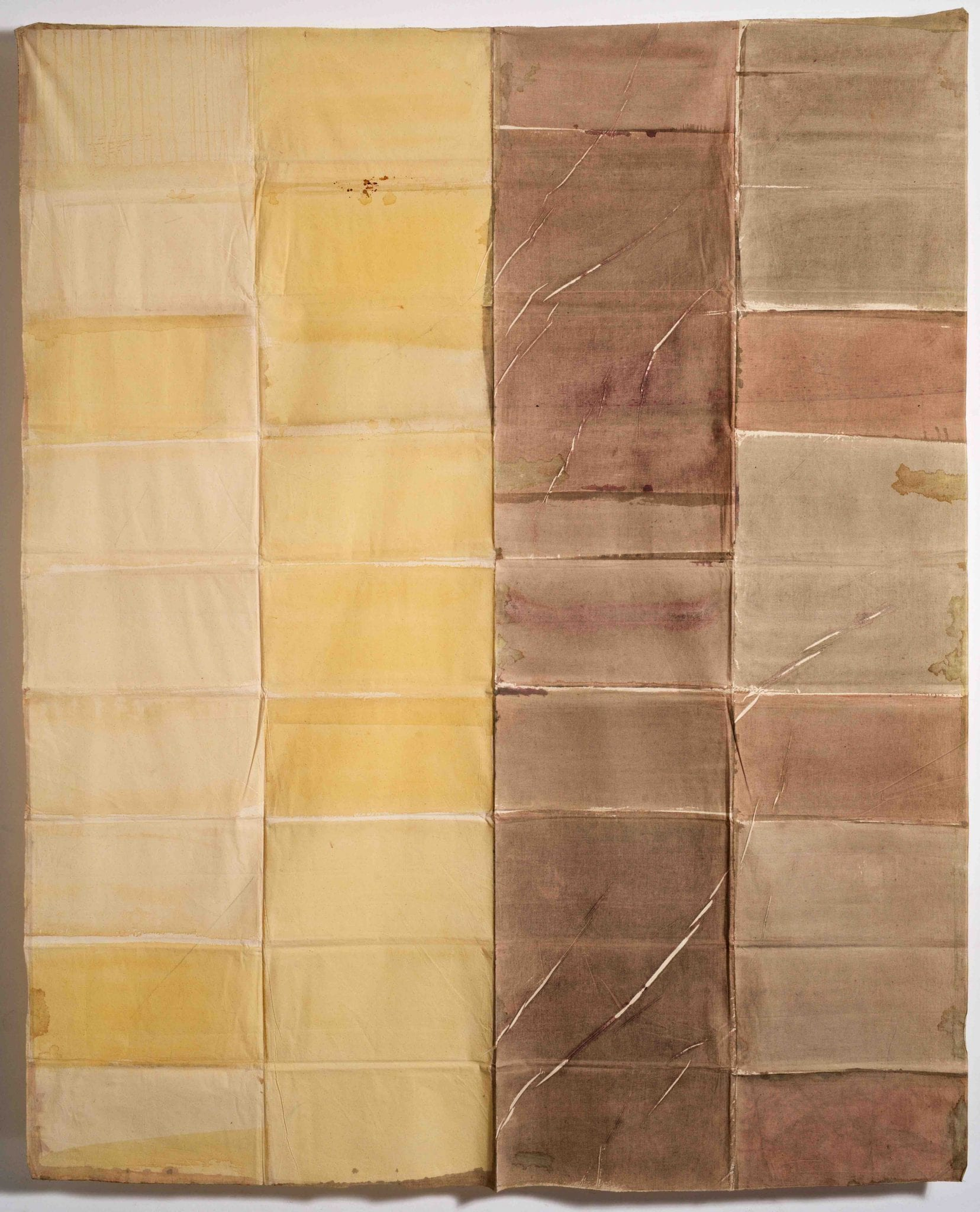 Colore, manualità, materia. Renata Boero in mostra al Museo del Novecento, Milano